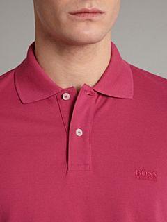 Hugo Boss Firenze logo polo shirt Pastel Pink