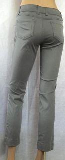 Gray Level 99 Skinny Straight Leg Low Rise Trouser Pants Jeans Size 29