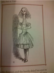 Lewis Carroll Alices Adventures in Wonderland Easton Press Leather