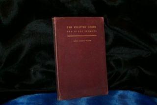 SERMONS antique vintage BOOKS lewis gilbert wilson womens church
