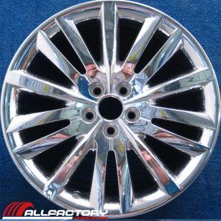 Lincoln MKX 20 2011 Chrome Factory Rims Wheels
