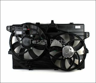 Radiator Fan Motor 2007 2012 Ford Edge Lincoln MKX 7T4Z 8C607 A