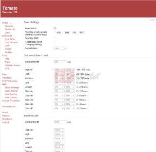 Linksys E4200 Firmware Tomato