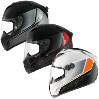 Stinger Racing Track Day Lightweight Motorcycle Crash Helmet