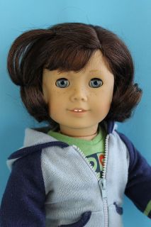 American Girl Doll 18Lindsey Girl 2001 Original Outfit Pleasant