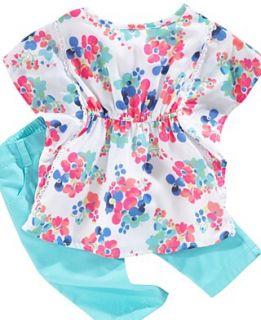 kids jeans little girls floral skinny jeans orig $ 34 00 19 99