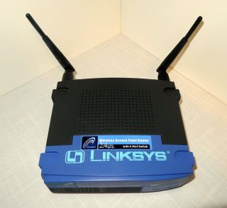 Linksys Network Bundle Wireless Router Wireless USB Adapter Wired LAN