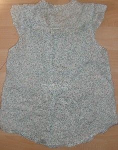 LITTLE MARC JACOBS GIRLS Top / Blouse Size 6A ** Check It Out , Great