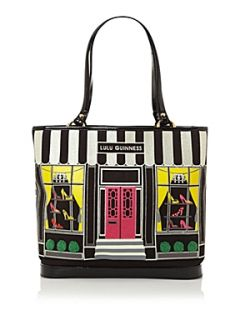 Lulu Guinness Shop front tote bag