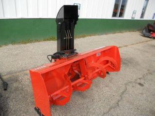 Kubota B2782 Front Snow blower, hyd chute rotator NICE