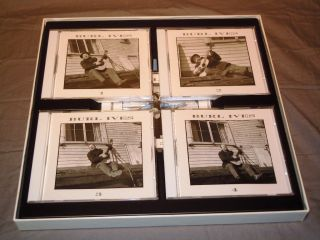 Burl Ives A Little Bitty Tear The Nashville Years 1961 1965 5 CD Box