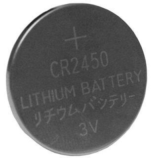 Exell CR2450 Lithium 3V Coin Cell Battery CR2450N