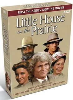 Little House on The Prairie Movie Box Set or Season 10