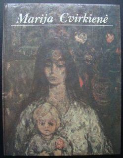 Lithuania Woman Artist Book Impressionism Impressionist