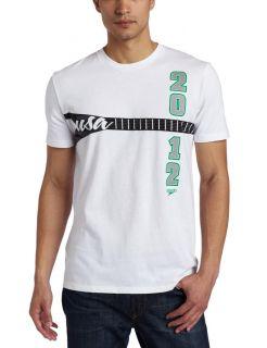 USA Team Speedo Olympics Rocker Ryan Lochte Swim T Shirt NEW Mens L