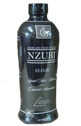 Nzuri Elixir Liquid Hair Vitamins Plus Growth Stimulants 32oz Long