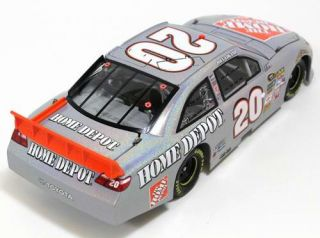 2011 Joey Logano #20  Flashcoat Color 124 Scale Diecast Car