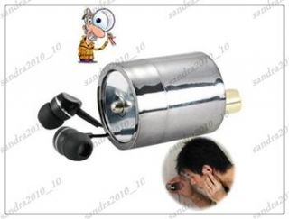 Contact Microphone Super Wall Spy Audio Ear Listening Device