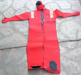 Imperial Cold Water Exposure Rescue Suit Ice Rescue Dive Suit Wetsuit