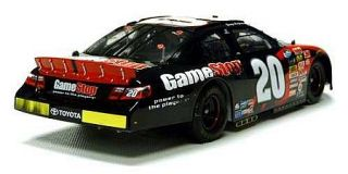 2008 Joey Logano Gamestop #20 Kentucky Raced Win Nationwide 124 Scale