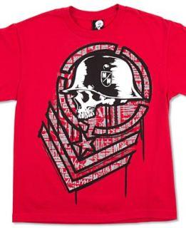 Metal Mulisha Kids T Shirt, Boys Task Graphic Tee
