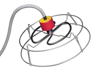 Sinking STOCK TANK DE ICER 1000 Watt Heater PLASTIC TANK SAFE   New