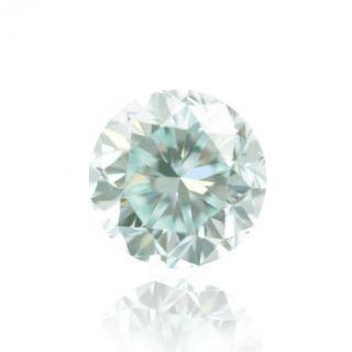 Fancy Light Blue Color Round Natural Loose Diamonds GIA Cert