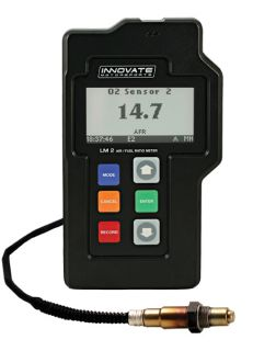 Innovate 3806 LM 2 Air Fuel Ratio Meter OBD II Can Scan