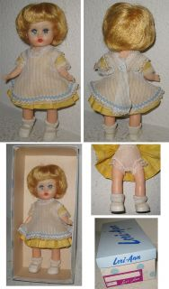 Vintage Ideal Playpal Doll Lori Martin