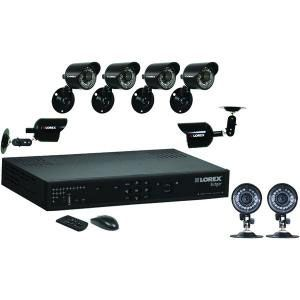Lorex LH328501C8 Open Box 8 Channel Edge Security DVR Camera System
