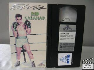 Galahad VHS Elvis Presley, Gig Young, Lola Albright, Charles Bronson