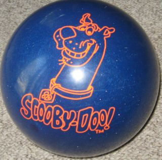 Read description and see both picturesScooby Doo Bowling Ball. No