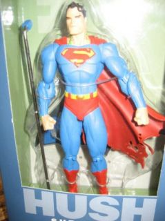 Collector Action Figure Batman Hush Second Wave Jim Lee Loeb DC