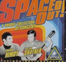 Cent CD Leonard Nimoy William Shatner Spaced Out Best of Star Trek
