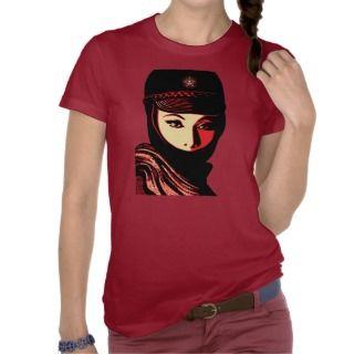Mujer Fatal Mural Tee Shirt