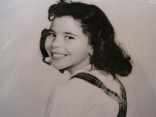 Child Actress Loretta Parry Smiling in Hand in Hand