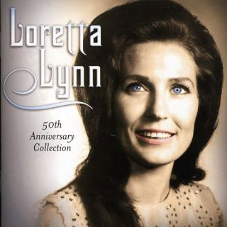 Loretta Lynn 50th Anniversary Collection New CD