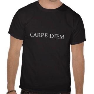CARPE DIEM SHIRTS