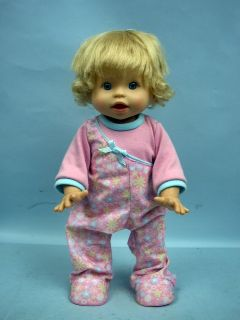 Little Mommy Real Loving Baby Walk and Giggle Doll by Mattel #N7776
