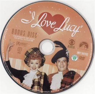 DVD I Love Lucy The Complete Collection Series 34 Disc Set RARE