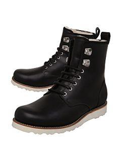 UGG M Hannen waterproof boots Black