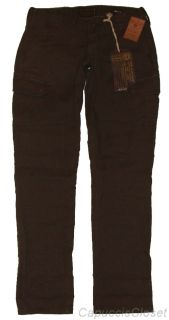 Lucky Brand Jeans Womens Pants Surplus Cropped Cargo Capris Sz 00 24