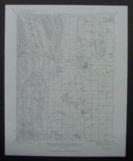 Loveland Arkins Bethoud Colorado 1906 Topo Map