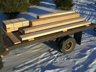 Custom Trailer Planking Custom Cuts Available Bridge Planks