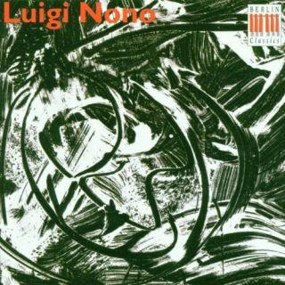 Nono Luigi Nono Como Una Ola Epitaffio No 1 Epitaffio No 3 New CD