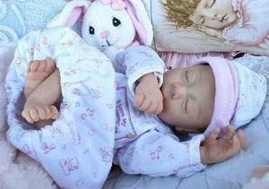 Reborn Doll Kit Maddison by Artist J Lynn