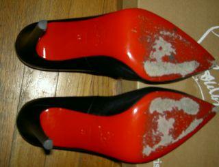 Cameron Diaz Authentic Christian Louboutin Shoes Worn in Bad Teacher