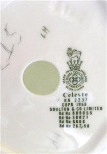 Royal Doulton Lady Figurine Celeste HN 2237 P Davies