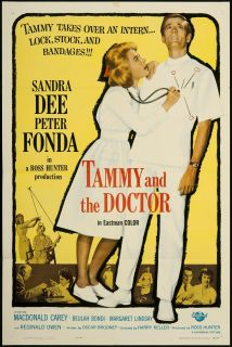 Tammy and The Doctor 1963 Original U s One Sheet Movie Poster