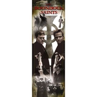Boondock Saints Collage Door Poster Connor Murphy Dafoe